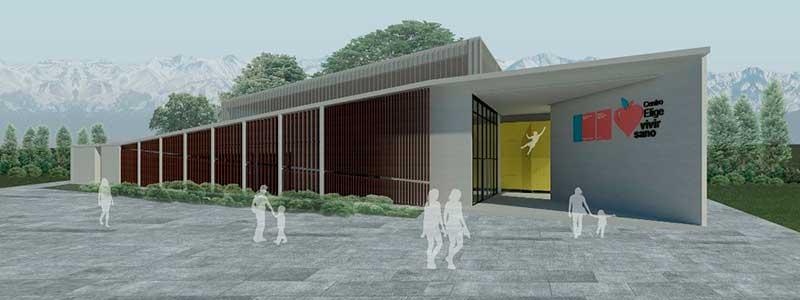 Concejo Municipal de Santa Cruz aprueba destinación de terreno para construir Centro Elige vivir Sano