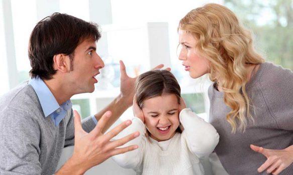 estres infanti familia