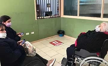 Hospital de Graneros avanza en Plan Paso a Paso