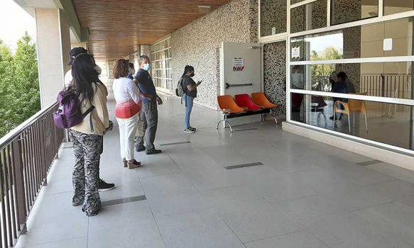 Hospital Regional inicia periodo de visitas para pacientes sin COVID-19