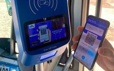 Las micros de Rancagua ahora se pueden pagar con tarjeta y el teléfono celular