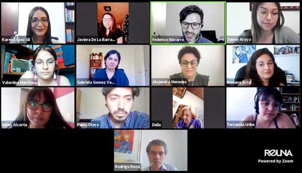 Más de 500 personas de 25 países participaron en webinar sobre la educación en pandemia de la Universidad de O'Higgins