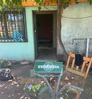 Placilla: Carabineros detienen a sujeto por homicidio