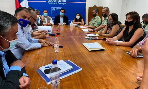 Conforman mesa multisectorial para buscar soluciones que eviten accidentes de tránsito en sector de villa Jardines del Sur