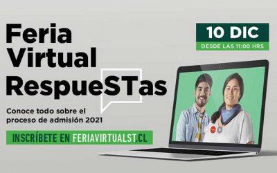 Santo Tomás realizará feria virtual para futuros alumnos