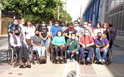 Se constituye en Rancagua el primer comité de vivienda para personas en situación de discapacidad