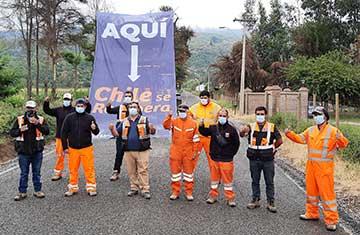 """Seremi MOP O'Higgins: """"Al decir Chile Se Recupera, estamos recuperando empleo, desarrollo y mejor calidad de vida para la gente"""""""