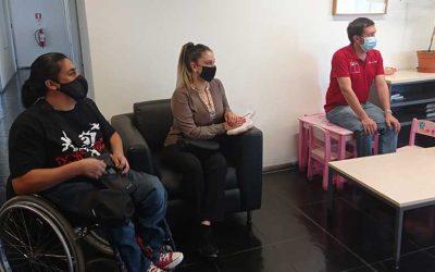 Serviu O'Higgins compromete terreno para el primer comité de vivienda en Chile que reúne a personas en situación de discapacidad