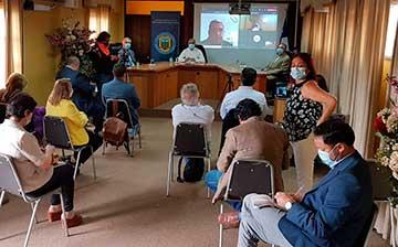 UOH expuso ante Comisión de Educación del Consejo Regional por nuevo CFT Estatal