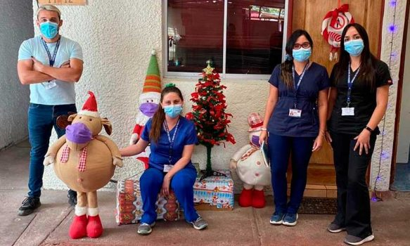 Viejito Pascuero visitará Residencias Sanitarias de la región