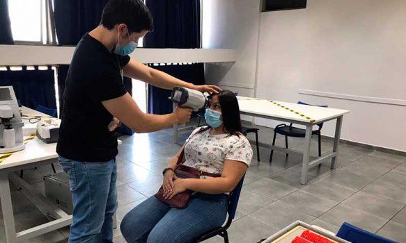 AIEP y Municipalidad de Rancagua entregan asistencia de salud a mujeres jefas de hogar