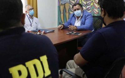 """Alcalde de graneros y violencia con inmigrantes: """"necesitamos el apoyo de las policías y autoridades civiles"""""""