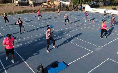 """""""Banda elige vivir sano"""" permite la práctica deportiva incluso en cuarentena"""