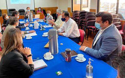 Consejo asesor regional del Mineduc busca acompañar a las comunidades educativas para el retorno a clases presenciales