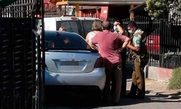 Denuncia de violenta agresión a mujer en Rancagua
