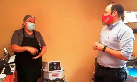 Emprendedoras de San Fernando se reinventan para enfrentar crisis generada por la pandemia
