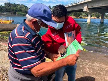 """Cáhuil: Autoridades ambientales lanzan primera edición del """"Boletín GEF Informa"""""""