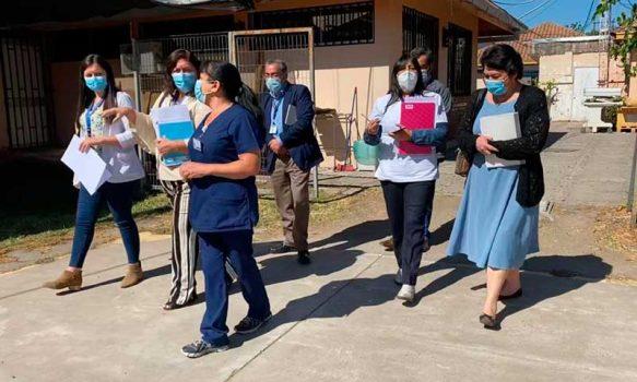Hospital de Nancagua continúa fortaleciendo su vínculo con la comunidad