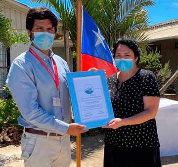 Hospital de Pichilemu recibe placa de reacreditación