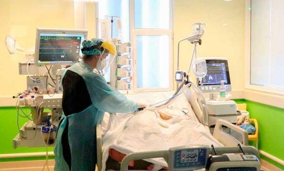 Hospital Regional acelera complejización de camas ante aumento de casos COVID-19