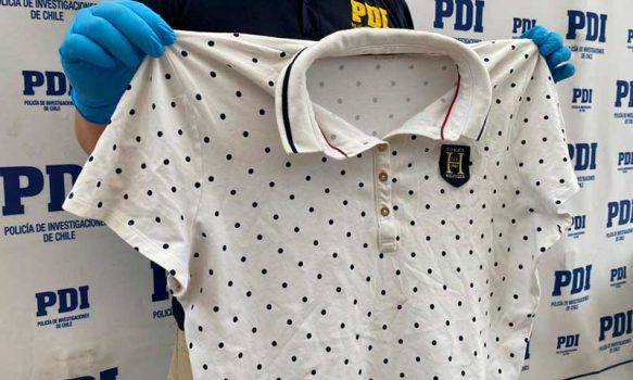 Huellas dactilares permitieron que la PDI detuviera a sujeto que registra más de 10 condenas
