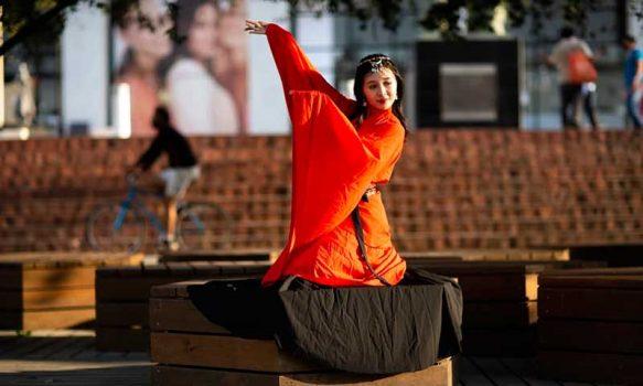Más allá del baile: descubre las danzas chinas con el Instituto Confucio Santo Tomás