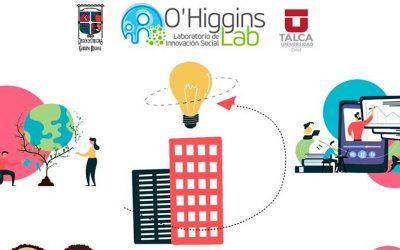 O'HigginsLab desarrolla Mentorías para preseleccionados en concurso de ideas