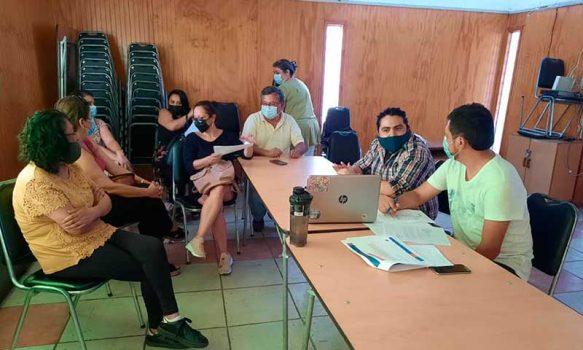 Proyecto de energía fotovoltaica en el sector norte de Rancagua genera preocupación de los vecinos por su posible impacto ambiental