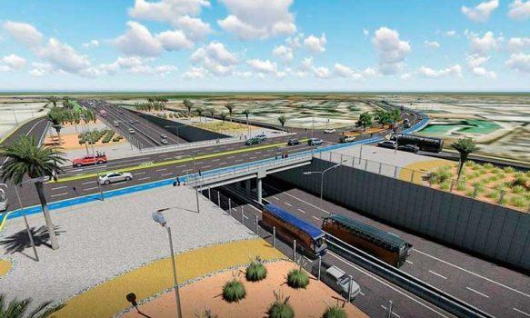 Seremi MOP O'Higgins y alcalde de Rancagua dan a conocer proyecto de Interconexión Vial en sector sur-oriente de la capital regional