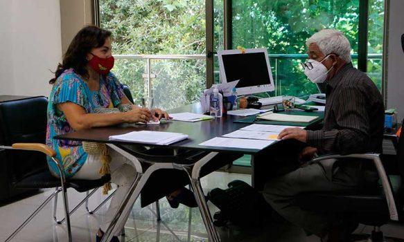 Sernameg gestiona la continuidad del Centro de la Mujer que opera en Rengo