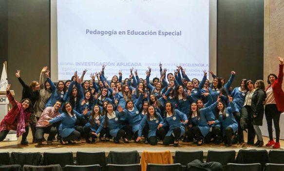 Universidad de O'Higgins logra máxima acreditación para Pedagogía en Educación Especial