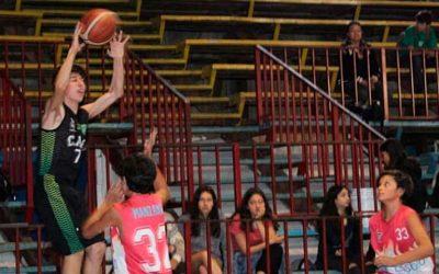 Basquetbolista rancagüino es el único nominado a la preselección chilena sub 16