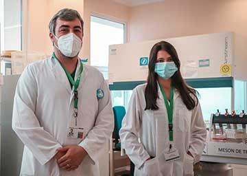 Bioquímica brasileña colabora en proyecto de investigación del Hospital Regional de Rancagua
