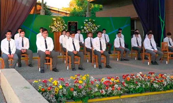 Colegio Los Cipreses se ubica en el primer lugar entre los establecimientos subvencionados del país