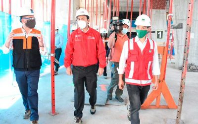 Construcción se reinventa para operar con seguridad en tiempos de COVID-19
