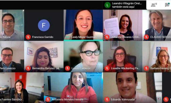 Essbio firma convenio con Sernameg para ayudar a casas de acogida de mujeres víctimas de violencia