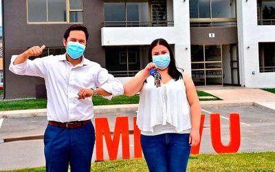 #MasQueUnTecho y más integración para familias de San Fernando