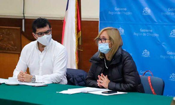Seremi de Salud coordina nuevo proceso de vacunación con Gobierno Regional y municipios