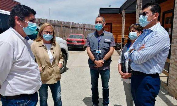 Seremi de Salud O'Higgins habilitó octava residencia sanitaria en la comuna de Pichilemu