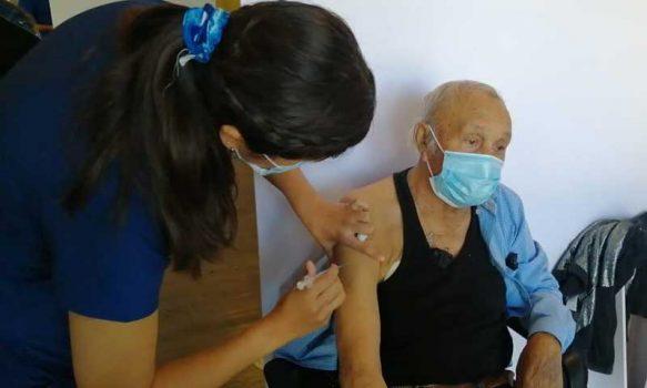Comienza administración de las segundas dosis de las vacunas COVID-19 en la región