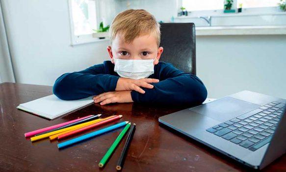 ¿Cómo lograr que los niños y niñas presten atención en las clases online?