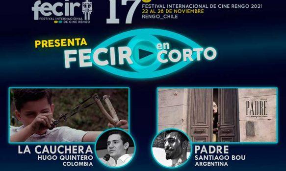"""Con Fecir en corto comienzan actividades del """"17º Festival Internacional de Cine de Rengo 2021"""""""