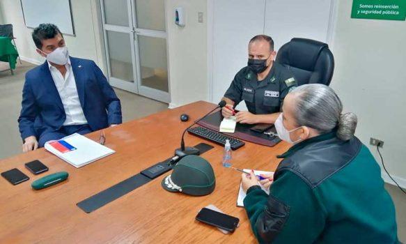 COVID-19: Operativo de Búsqueda Activa de Casos arroja 93 contagiados en cárcel de Rancagua