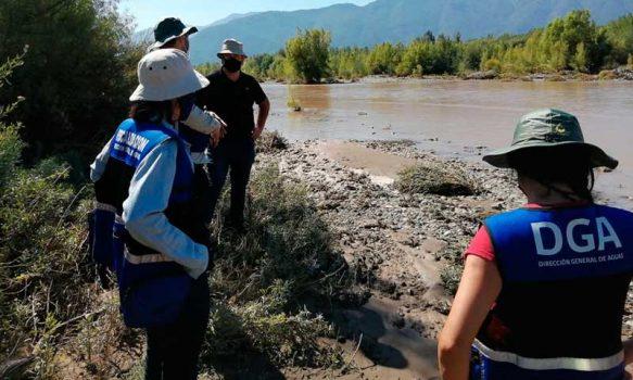 DGA O'Higgins inicia Sistema de Medición y Transmisión de Extracciones Efectivas de aguas superficiales en la región