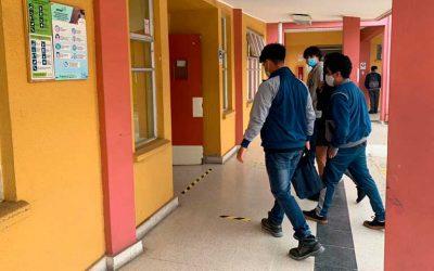 Dirección de Educación Pública informa funcionamiento de establecimientos en comunas que pasan a fase 1