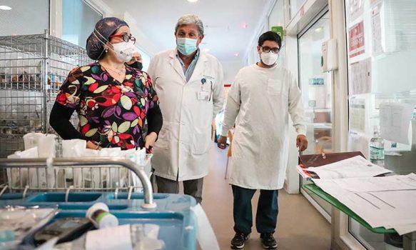 """Director del Hospital Regional: """"Atenderemos a nuestros pacientes durante todo el periodo de cuarentena"""""""