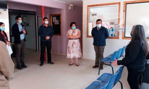 Directora Servicio de Salud visita Marchigüe valorando el aporte de la comunidad en la Atención Primaria