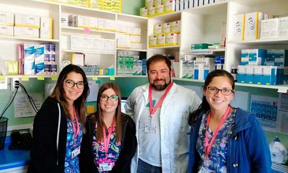 Farmacia de Hospital Pichilemu facilita acceso a medicamentos