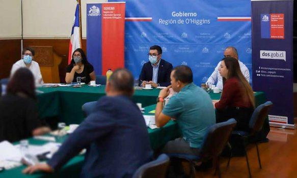 Fondos de Medios reparte más de 108 millones de pesos en la Región de O'Higgins en el presente año