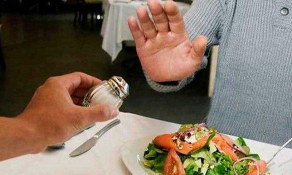 Hospital de Litueche llama a reducir el consumo de sal en los alimentos